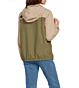 Volcom Women's Enemy Stone Jacket - Dusty Green - back