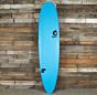 Torq Mod Soft Deck 8'0 x 22 3/8 x 3 1/4 Surfboard - Blue
