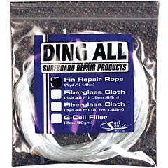 Ding All Fiberglass Cloth Fin Rope - 1yd