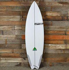 Pyzel Alien II 5'10 x 19.25 x 2.39 Surfboard - Top