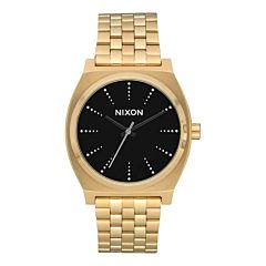 Nixon Time Teller Watch - Gold/Black/Silver