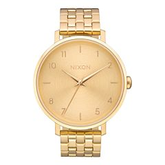 Nixon Women's Arrow Watch - All Gold