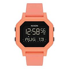 Nixon Women's Siren Watch - Light Tangerine