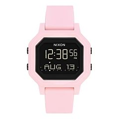 Nixon Women's Siren Watch - Pale Pink