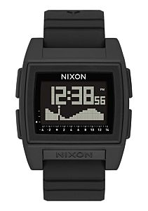 Nixon Base Tide Pro Watch - Black