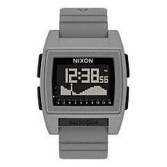 Nixon Base Tide Pro Watch - Gray