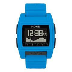 Nixon Base Tide Pro Watch - Blue