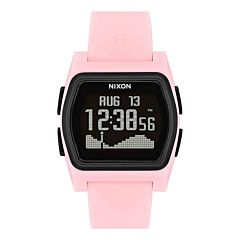 Nixon Women's Rival Watch - Pink/Black