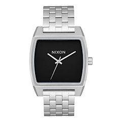 Nixon Time Tracker Watch - Black