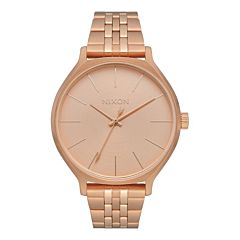Nixon Women's Clique Watch - All Rose Gold