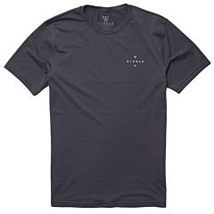 Vissla Beach Day Surf T-Shirt - Charcoal