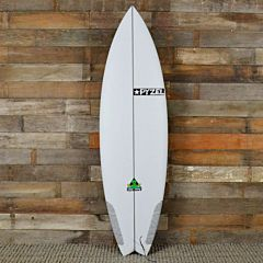 Pyzel Alien II 5'11 x 19.38 x 2.44 Surfboard - Bottom