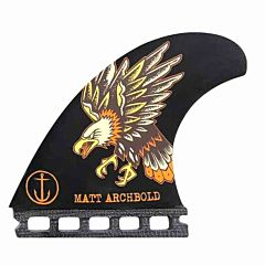Captain Fin Matt Archbold Speed Futures Tri Fin Set