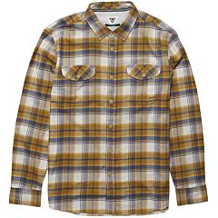Vissla Central Coast Flannel - Barley