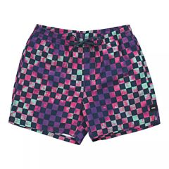 Vans Mixed Volley Boardshorts - Tie Dye Check - front