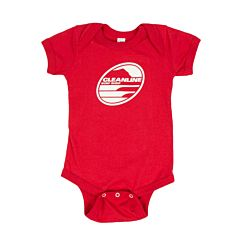 Cleanline Infant New Rock Onesie - Red