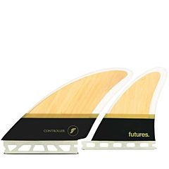 Futures Fins Controller Honeycomb Quad Fin Set
