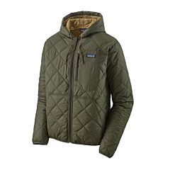 Patagonia Diamond Quilted Bomber Hoodie
