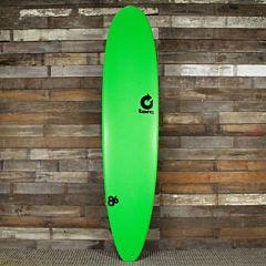 Torq Mod Soft Deck 8'6 x 22 3/4 x 3 1/2 Surfboard - Green