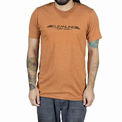 Cleanline Wings T-Shirt - Heather Autumn
