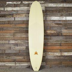 Gary Hanel Classic Noserider 9'2 x 23 x 3 1/8 Surfboard - Yellow - Deck