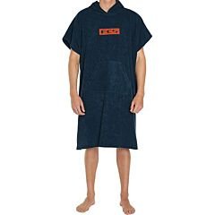 FCS Poncho Changing Towel - Heather Navy