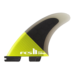 FCS II Carver PC Large Tri Fin Set