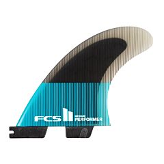 FCS II Performer PC Large Quad Fin Set