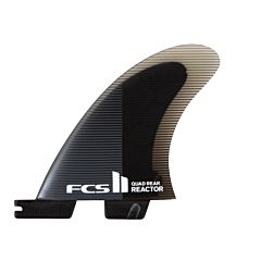 FCS II Reactor PC Medium Quad Rears Fin Set