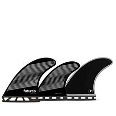 Futures Fins F6 Honeycomb Legacy Tri-Quad Fin Set