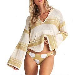 Billabong Women's Baja Beach Hooded Sweater - Grassroots - main