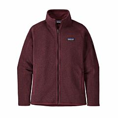 Patagonia Women's Better Sweater Fleece Jacket - Chicory Red