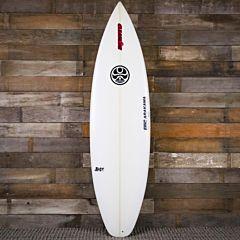Hawaiian Island Creations 6'0'' Arakawa Riot Surfboard - Deck
