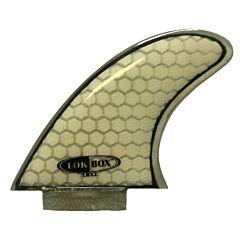LokBox RTM Honeycomb LBX2 Tri-Fin Set