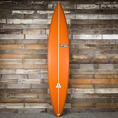 Pyzell Padillac 9'0 x 21 x 3 1/2 Surfboard - Deck