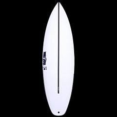 JS Blak Box 2 Squash Tail Surfboard - Deck