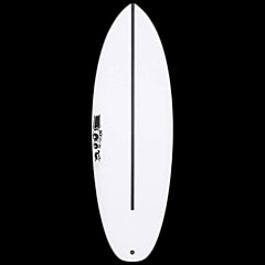 JS Flaming Pony HYFI Surfboard - Deck