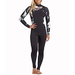 Billabong Women's Salty Dayz 3/2 Chest Zip Wetsuit