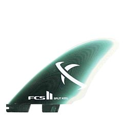 FCS II Fins MB Split Keel Quad Fin Set