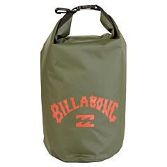 Billabong All Day Stashie Wet/Dry Bag - Military - Front