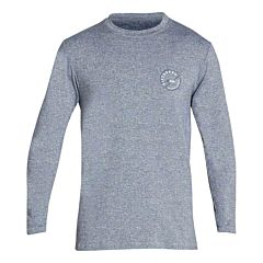 Billabong Breaker Loose Fit long Sleeve Rashguard - Heather Grey