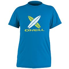 O'Neill Wetsuits Toddler Skins Rash Tee - Brite Blue