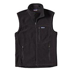 Patagonia Synchilla Fleece Vest - Black