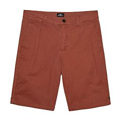 O'Neill Redwood Stretch Shorts - Clay - front