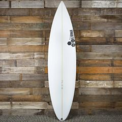 Channel Islands K-Step 6'6 x 18 3/4 x 2 3/8 Surfboard - Top