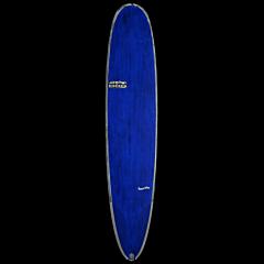 Skindog Smoothie Thunderbolt Surfboard - Brushed Blue Tint