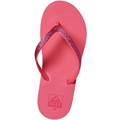 Reef Youth Stargazer Sandals - Hot Pink  - Top