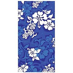 Wet Products Hibiscus Beach Towel - Blue