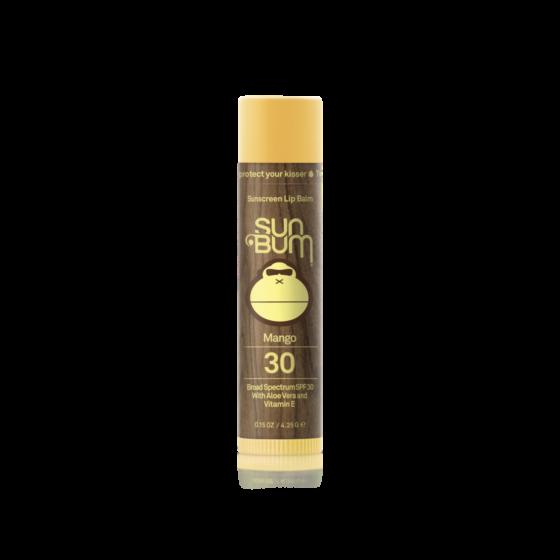 Sun Bum Original SPF 30 Lip Balm - Mango
