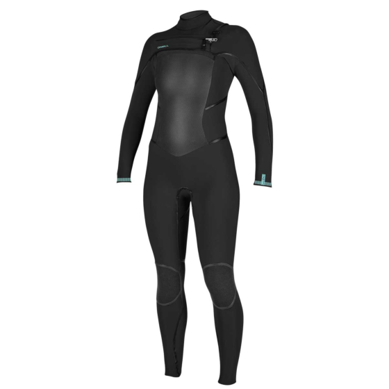 O'Neill Women's Psycho Tech 4/3+ Chest Zip Wetsuit